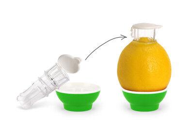 Patent-Safti,Entsafter,Safti,Zitronenpresse,Zitronen Ausgießer BPA frei