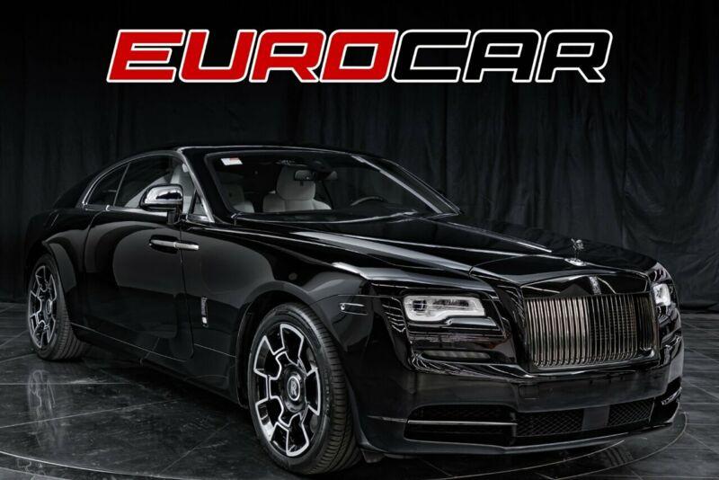 Image 6 Coche Americano usado Rolls-Royce Wraith 2017