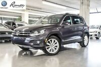2016 Volkswagen Tiguan HIGHLINE HIGHLINE LOW KM City of Montréal Greater Montréal Preview