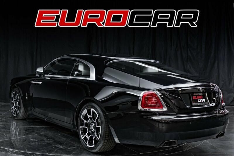 Image 3 Coche Americano usado Rolls-Royce Wraith 2017