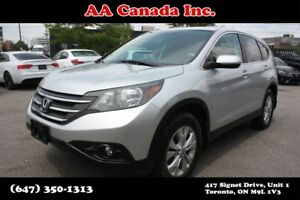 2014 Honda CR-V EX-L | LEATHER | SUNROOF | BLUETOOTH