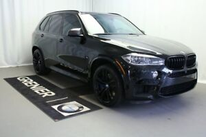 2018 BMW X5 M X5M Édition Black Fire