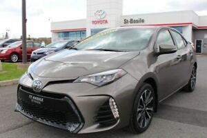 2019 Toyota Corolla SE AMELIORE CUIR TOIT MAGS SIEGES CHAUFFANTS