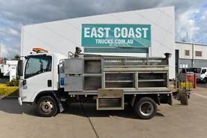 ISUZU NPR 400 ** SERVICE TRUCK ** #5092 Archerfield Brisbane South West Preview
