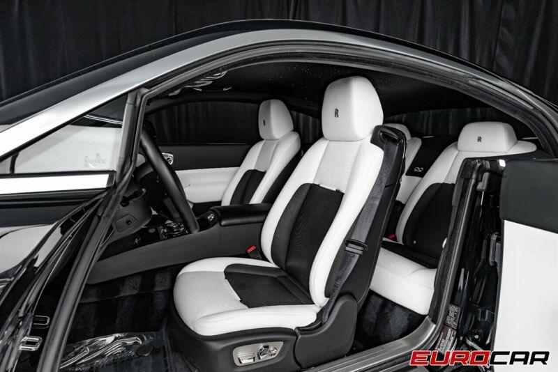 Image 11 Coche Americano usado Rolls-Royce Wraith 2017