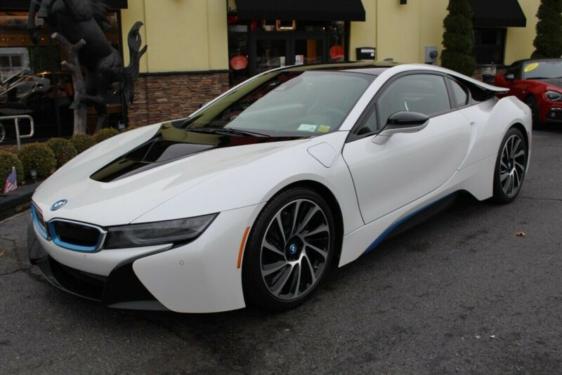 Image 2 Voiture American used BMW i8 2014