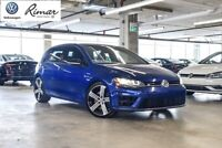 2016 Volkswagen Golf R GOLF R GOLF R City of Montréal Greater Montréal Preview