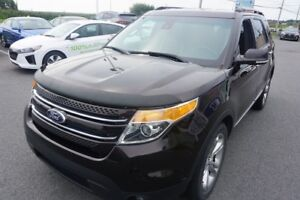 2013 Ford Explorer Limited CUIR NAVIGATION