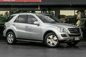 2008 Mercedes-Benz M-Class W164 MY08 ML280 CDI Silver 7 Speed Sports Automatic Wagon Bowen Hills Brisbane North East Preview