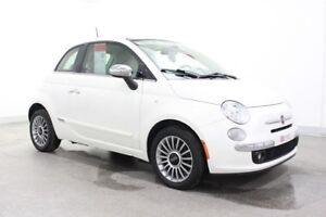 2013 Fiat 500 Lounge Mags Cuir Lounge Mags Cuir