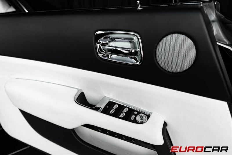 Image 20 Coche Americano usado Rolls-Royce Wraith 2017