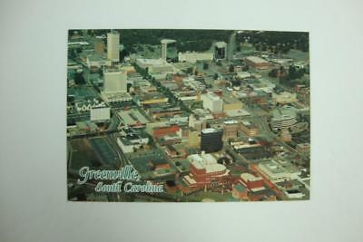 976  Greenville South Carolina City Buildings Hotels Banks And Office Buildings