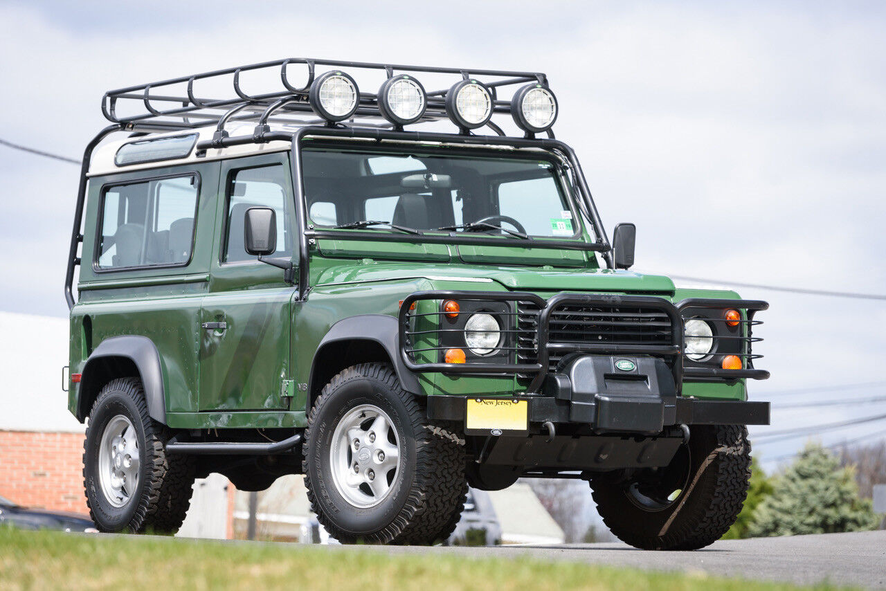 1997 Land Rover Defender  97 Land Rover Defender NAS 90 Wagon  , Custom Motor 330 HP