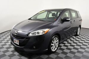 2017 Mazda Mazda5 GT 1.49% Financing Available. Leather Leather