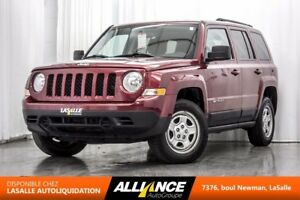 2011 Jeep Patriot SPORT | 4X4 | JAMAIS ACCIDENTE |