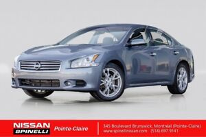 2012 Nissan Maxima SV LEATHER / SUNROOF / BOSE SOUND SYSTEM / HE