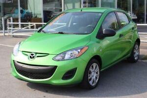 2013 Mazda Mazda2 GX*AUTOMATIQUE*AC*VITRE ÉLEC*AUX