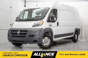 2014 Ram Promaster 2500   HIGH ROOF   A/C. GRP ELECT