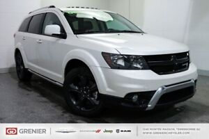 2018 Dodge Journey CROSSROAD+DVD+AWD+7 PASS CROSSROAD+DVD+AWD+7