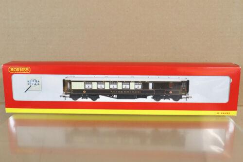 HORNBY R4150A BR PULLMAN 3rd CLASS BRAKE CAR COACH car No 161 MINT BOXED nz