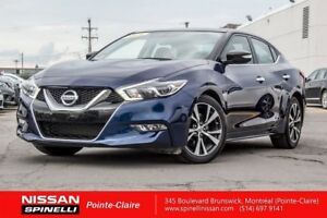 2016 Nissan Maxima SL NAVIGATION/LEATHER/PANORAMIC ROOF