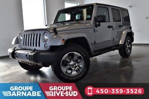 2017 Jeep Wrangler Unlimited Sahara 2017 Jeep Wrangler Unlimited