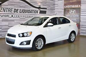 2014 Chevrolet Sonic LT+TOUT OUVRANT+MAGS+GR ELECTRIQUE+AIR CLIM