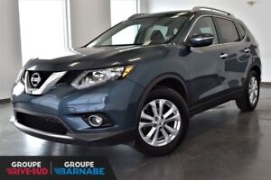 2014 Nissan Rogue SV + TOIT PANORAMIQUE + MAGS + FOGS SV + PANOR