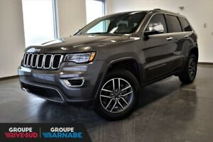 2019 Jeep Grand Cherokee LIMITED || 4WD || CUIR || TOIT PANO ||