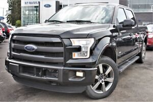 2015 Ford F-150 Lariat Ecoboost  FX4 Off Road In preparation