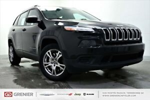 2014 Jeep Cherokee TEMPS FROID+MAGS+BLUETOOTH TEMPS FROID+MAGS+B