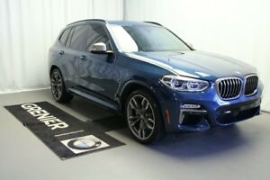 2018 BMW X3 M40i, Ensemble Premium Amelioré, Toit, Navigation