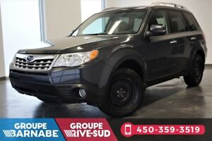2013 Subaru Forester X Convenience ONE OWNER ** AWD ** PANORAMIC