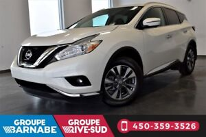 2017 Nissan Murano 3.5L AWD SL CUIR TOIT PANORAMIQUE ONLY 12,083