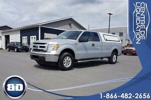 2013 Ford F-150 XLT SUPER CAB 4X4 A/C CRUISE