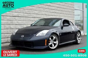 2008 Nissan 350Z *KIT DE JUPE*NAVIGATION*BOSE*CUIR*BEAULOOK
