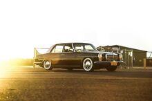 1975 Mercedes w114 280 custom show car swap Campbelltown Campbelltown Area Preview