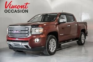 2015 GMC Canyon 4WD+SLT+CUIR+NAVIGATION+MAGS