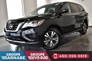 2017 Nissan Pathfinder S FWD **NEUF** V6 + 2X4 + 7 PASSAGERS + 6