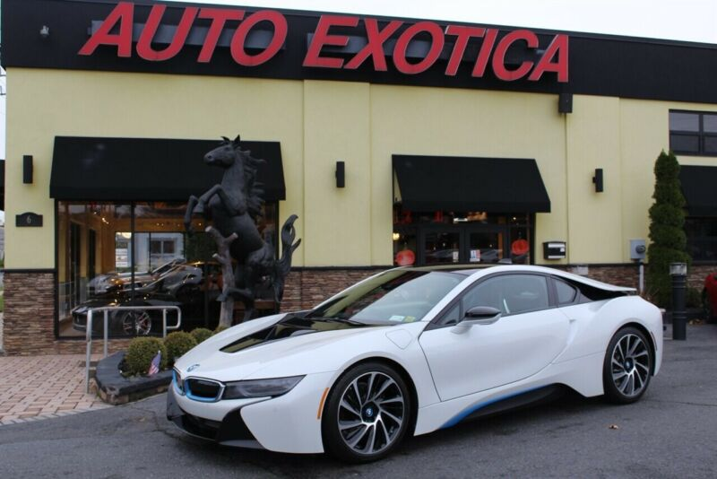 Image 20 Voiture American used BMW i8 2014
