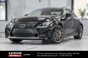 2017 Lexus RC F GROUPE PERFORMANCE $5,650 DEMO REBATE OFF MSRP