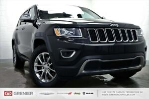 2014 Jeep Grand Cherokee LIMITED+TOIT+NAV+PNEUS D'HIVER LIMITED+