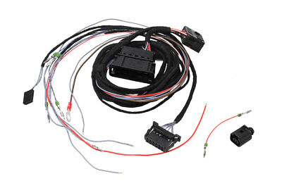 Original Kufatec Cable Loom Air Conditioning on Climatronic for Vw Golf 4 / Bora