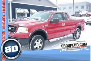 2007 Ford F-150 KING CAB 4X4