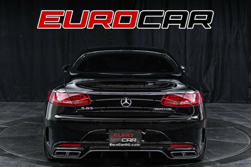 Image 4 Voiture Européenne d'occasion Mercedes-Benz S-Class 2016