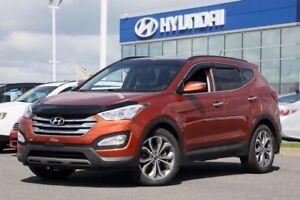 2014 Hyundai Santa Fe Limited  ** CUIR +GPS+TOIT PANO**