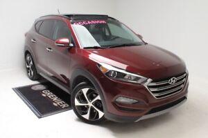 2017 Hyundai Tucson SE+AWD+CUIR+TOIT+BAS KM SEULEMENT 38000KM