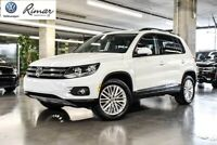 2016 Volkswagen Tiguan SPECIAL EDITION SPECIAL EDITION SUNROOF City of Montréal Greater Montréal Preview