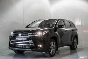 2018 Toyota Highlander LIMITED 2350$ D'ACCESSOIRES 2350$ OF ACCE