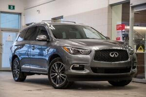 2019 Infiniti QX60 PRO-ACTIVE WINTER TIRES INCLUDED
